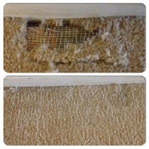 Carpet Hole Repair