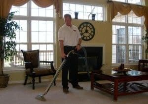 organic carpet cleaning
