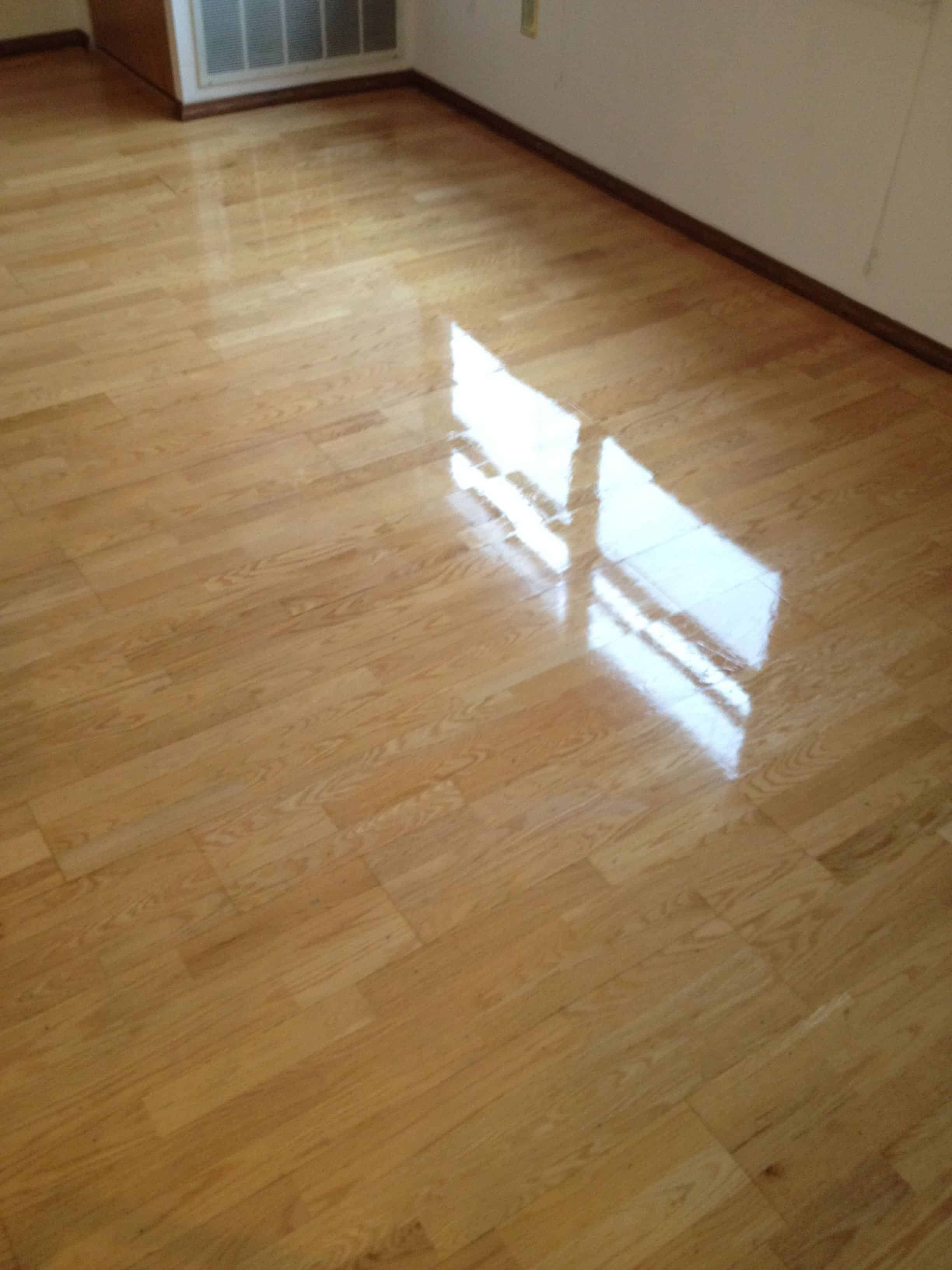Elish Protected Areas Hardwood Floors That Sparkle