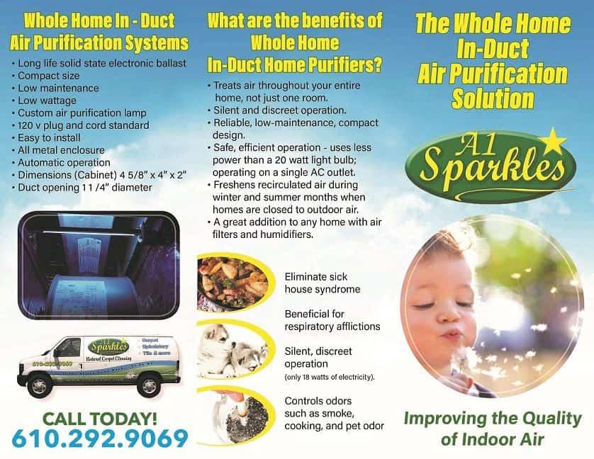 home air purifier uv light
